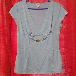 Express low cut blouse.